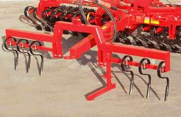 Wheel track eradicator